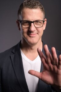Steven Hand Portrait