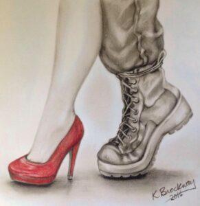 Combat Boots to Heels